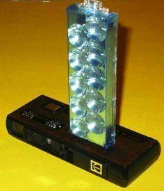 kodak camera with flash bar