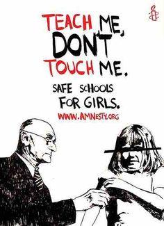 Amnesty International poster