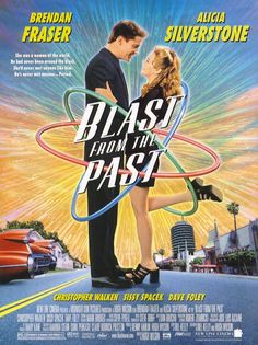 """""""BLAST FROM THE PAST (1999): A romantic comedy about a naive man who comes out into the world after being in a nuclear fallout shelter for 35 years.""""     You cant stay naive forever."""