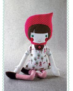 ¡¿...de Iaies?!: Let's read: We make dolls