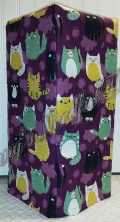 Check out this item in my Etsy shop https://www.etsy.com/listing/227967991/purple-fat-cats-cover-for-ninja-ultima