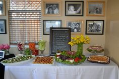 Apps Buffet  Lombardi's Catering Catering Food Displays, Grad Parties, Buffet, Gallery Wall, Party, Home Decor, Houses, Decoration Home, Room Decor