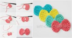 colorful-bow-crochet