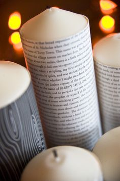 sleepy hollow candles