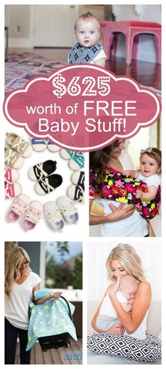 I'm so excited to be able to offer my readers these FREE baby products! There are so many products available and you just pay a small shipping fee. I personally love the car seat covers - so many fabric options available!