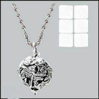 Renaissance fnt Celestial Aromatherapy Diffuser Necklace Aromatherapy Pomander