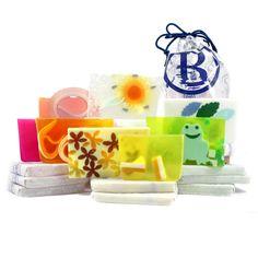 Basin White - Soap Mystery Bag, $10.00 (http://www.basinwhite.com/soap-mystery-bag/)