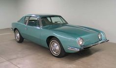 Raymond Loewy's Avanti (Love this car!)