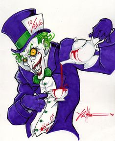 Joker Art « Clown Prince of Crime