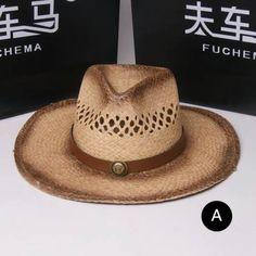 b9a8b3d28b3df6 26 Best UV straw cowboy cap for men sun hats images in 2017 | Hats ...
