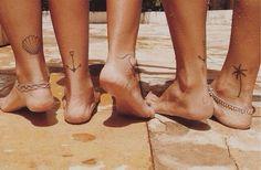 50 tatouages qu'on ne dévoile qu'à la plage | Glamour