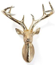 Deer Head - contemporary - artwork - by Z Gallerie