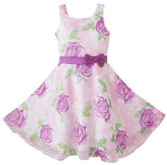 Sunny Fashion 3 Layers Girls Dress Purple Flower Pageant Wedding Size 4-5 Sunny Fashion http://www.amazon.com/dp/B009TGT91M/ref=cm_sw_r_pi_dp_SNEAub09JCJ4A