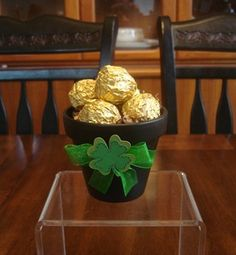 St Patrick's Day Pot of Gold