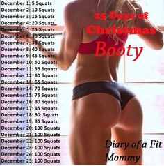 Squat Challege 5 squats  * Add 5 per day.