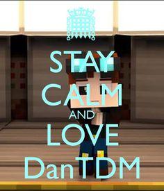 DANTDM!! on Pinterest | Minecraft, Pugs and Youtubers