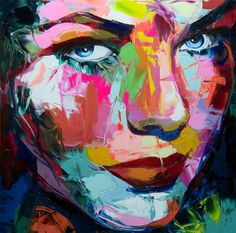 Françoise Nielly - UNTITLED 965, 2016.