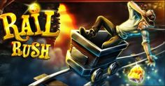 Rail Rush APk Cheats Unlimited Nuggets and Passes