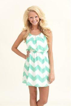 Stunning Side Belted Dress Mint