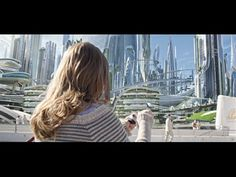 Robots Are Coming for Britt Robertson and George Clooney in the Latest Trailer for Disney's 'Tomorrowland'