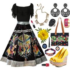 Crafty Lady Abby - FASHION: Viva la Mexico