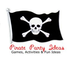 Decoration gateau pirate a imprimer