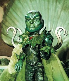"""""""What's wrong with green, I think it suits me, what do you think Mighty Teufel? Fantastic Show, Great Tv Shows, Children Of The Revolution, Space Shows, Thunderbirds Are Go, Cinema, Sci Fi Tv, Kids Tv, Classic Tv"""