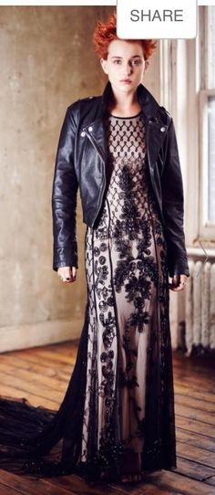 Miss selfridge purple beaded maxi dress