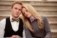 Bow ties and love :)