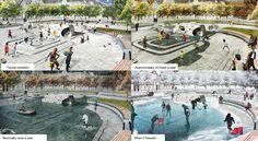 Water square. Le infinite possibilità delle piazze d'acqua