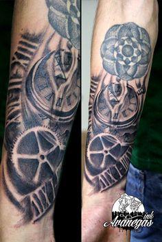 pocket watch tattoo avanegasink@gmail.com