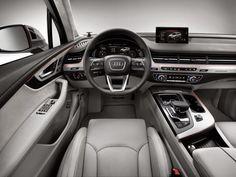 New Audi Q7 Will Drive Itself