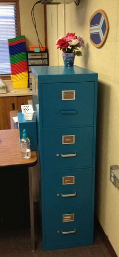 painting file cabinets - Google Search
