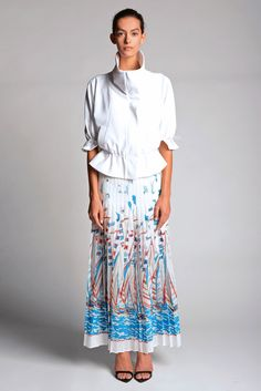 Catherine Malandrino Spring 2014 Ready-to-Wear Fashion Show
