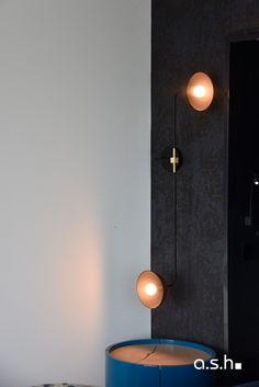 Lighting at the Bedroom of Villa Son Vida Vida Design, Ash, Wall Lights, Villa, Studio, Lighting, Bedroom, Home Decor, Majorca