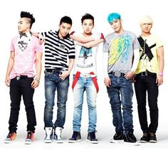 Although I would generally put this into Kpop, my fashion style would include some elements of BigBang's look.
