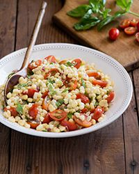 Corn, Tomato, and Basil Salad with Mustard Vinaigrette | Food & Wine