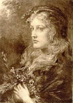 Ophelia by Anna Lea Merritt
