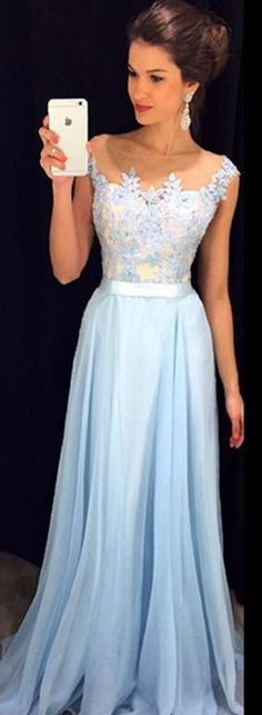 High Quality Prom Dress,Chiffon Pro