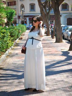 Maxi Dress StreetStyle