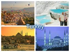 Holiday to Turkey, June 2015