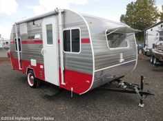 New 2016 Riverside RV White Water Retro 177SE For Sale by Highway Trailer Sales available in Salem, Oregon