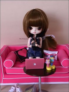 Pullip Dolls ◉◡◉