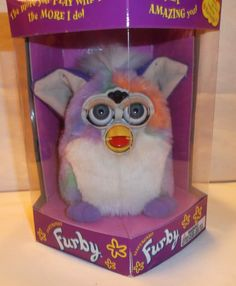 GO FURBY - #1 Resource For Original Furby Fans!: Original Vintage Furby For Sale by Tiger Electroni...