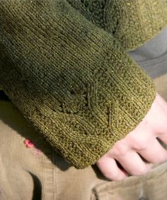 Ravelry: Cultivar Cardigan pattern by Megan Goodacre