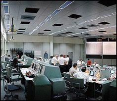 Mission Control Center