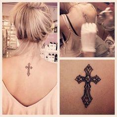 Cross Tattoo   Women Tattoo Ideas