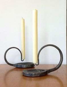 17 DIY Candle Holders Ideas That Can Beautify Your Room Tags Wooden Candle Holders Homemade Candle Holders Rustic Candle Holders - 29 Awesome Diy Candle Holders Inspiration Homemade Candle Holders, Rustic Candles, Vintage Candle Holders, Vintage Candles, Diy Candles, Metal Candle Holders, Beeswax Candles, Candlestick Holders, Metal Welding