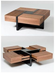 51 Coffee Tables With Storage To Stylishly Stash Your Clutter #make #up #table #design #modern #makeuptabledesignmodern A collection of the best coffee tables with storage online. Modern lift top coffee tables for the living room, leather ottoman coffee tables with storage, and much more!