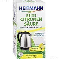 Zitronensäure ist sehr vielseitig einsetzbar. Die besten Anwendungen für Citronensäure findest du hier.